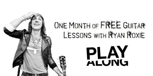Playalong with Ryan Roxie