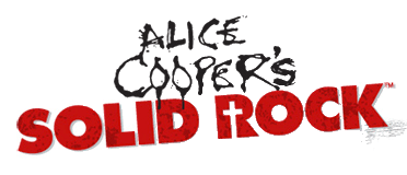 Alice Cooper Solid Rock